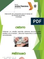 5. Presentación Credito