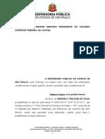 Hc Stj - Dosimetria - Concurso Formal- Marcelo Trajano Da Silva