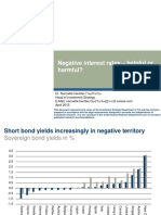 Cs Negative Rates