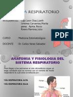 Semiologia Del Sistema Respiratorio