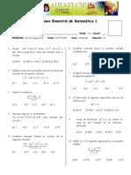 ExBim02 Matemática1 3ro Avanzado