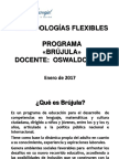 PRESENTACIÓN METODOLOGÍA FLEXIBLE