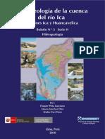 HIDROGEOLOGÍA DE LA CUENCA DEL RÍO ICA REGIONES ICA HUANCAVLICA 2010.pdf