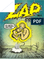 Zap Comix 00