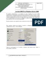 Configurar El Servicio DHCP