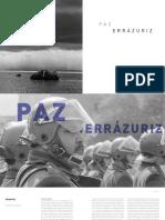 Catálogo - Paz Errázuriz - MAPFRE