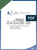EI-0054 - Rev.03 - 02.11.2011 - Instalador SIGAS 2.4 - SIGAS 2.4 Installer Manual - 2230054.pdf