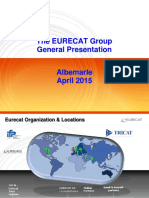 Eurecat General Capabilities Presentation