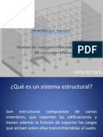 Sistema estructural dual