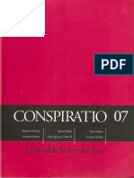Conspiratio 07 de Profundis, O. Wilde - Escamilla