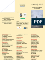 Ceclavín - Programa de Fiestas 2017