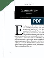 James Alison, La cuestión gay - trad. JM Escamilla en Conspiratio 11.pdf