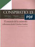 Conspiratio 13 La Conciencia de Zeno - Italo Svevo - Escamilla