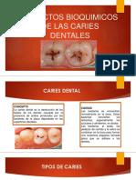 Aspectos Bioquimicos de Las Caries Dentales