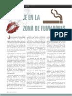 Félix Ortíz - Sentarse en La Zona de Fumadores
