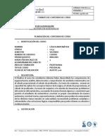 Carta Descriptiva Lógica Matemática