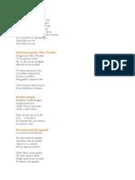 Poezii de Iarna Gradinita