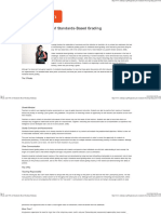 3 Peaks & 3 Pits of Standards-Based Grading (Website Edutopia)