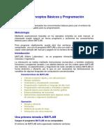 Matlab Conceptos Basicos y Programacion