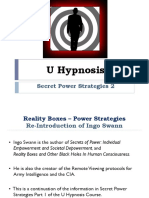 Secret Power Strategies 2