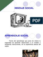 Clase 6 Aprendizaje Social