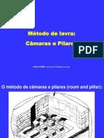 Docslide.com.Br Metodo de Lavra Camaras e Pilares Ufrgsdemin Material de Divulgacao Interna