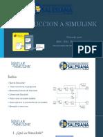 1. Introduccion a Simulink