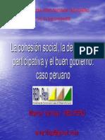 Cohesion Social