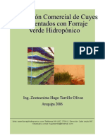 Manual de Cuyes Ecológicos