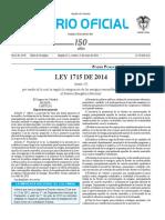 ley 1715 de 2014 diario oficial.pdf