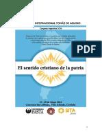 Ponencias Congreso SITA Argentina 2016