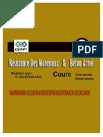 Cours 1ère & 2ème RDM et B.A de PFPPT.pdf