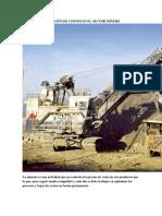 Modelo de Reducción de Costos en El Sector Minero