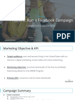 Khanh Nguyen_Facebook Ad Campaign Evaluation