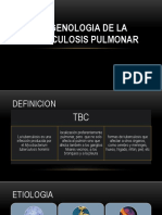 Imagenologia de La Tuberculosis Pulmonar