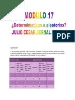 BernalOsnaya_JulioCesar_M17 S1 AI1Determinísticos o Aleatorios