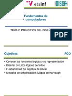 Tema 2 FCO UPV