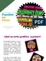Arte Gráfico Popular Limeño