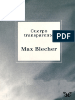 Blecher, Max - Cuerpo Transparente [35534] (r1.0)