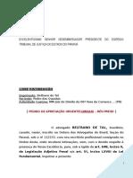 Habeas Corpus Prisao Preventiva Flagrante Delito Principio Insignificancia Ausencia Fundamentacao Furto Medida Liminar Modelo 458 PN129