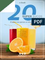 eBook 20 Super Sucos