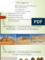 Artes - 1º ANO (Egito e Grécia)