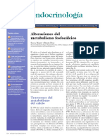 Marín - Alteración Del Metabolismo Fosfocálcico