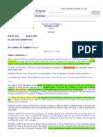 In Re 2003 Bar Examinations B.M. No. 1222
