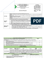 DHRM 3 Syllabus