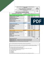 Grade curso técnico Serviços Públicos IFSP