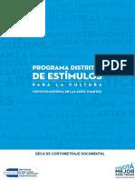 Beca de Cortometraje Documental