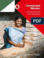 Connected Women Vodafone