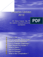 Diabetes Up Date 2009