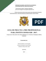 Práctica VII - 2006